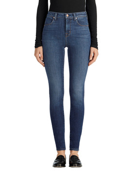 Maria High Rise Super Skinny Jeans   Fleeting by J Brand