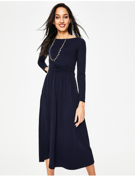 lucille-jersey-midi-dress---navy by boden