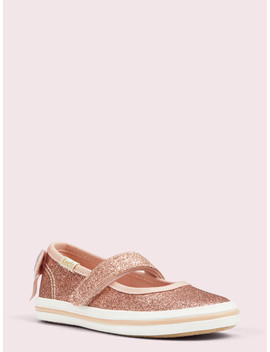 Keds X Kate Spade New York Sloan Mary Jane Toddler Sneakers by Kate Spade