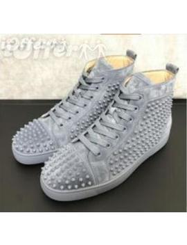 High Quality Handmade Leather Sneakers Shoes Boots by I Offer