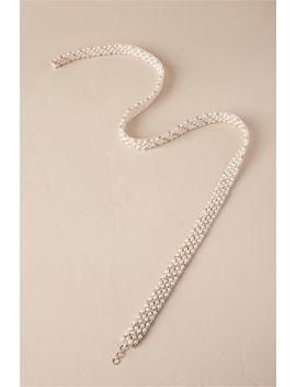 Garnet Belt by Bhldn