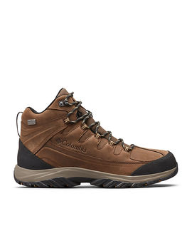 Men's Terrebonne™ Ii Mid Out Dry™ Trail Shoe by Columbia Sportswear