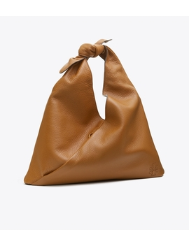 Zoe Tie Bag by Tory Burch