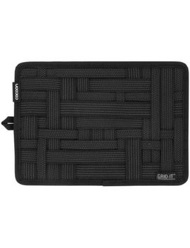 """Cocoon Cpg8 Bk 7.55"""" X 10.5"""" Grid It Organizer For Pen,Notepad,Ce<Wbr>Llphone,Charge<Wbr>R by Cocoon"""