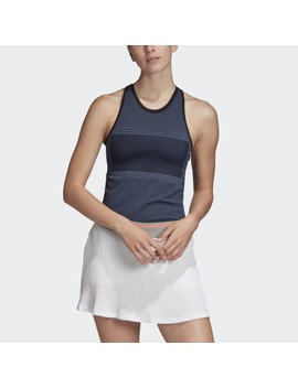 Match Code Tank Top by Adidas