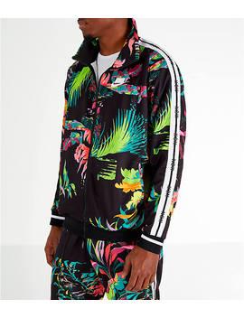 Men's Nike Sportswear Floral Track Jacket by Nike