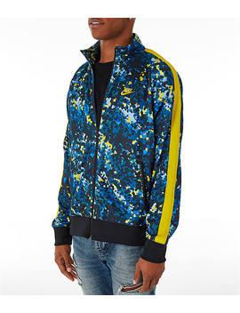 Men's Nike Sportswear Camo Tribute Full Zip Jacket by Nike