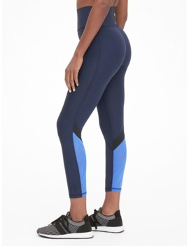 gapfit-high-rise-colorblock-mesh-insert-7_8-leggings-in-sculpt-revolution by gap