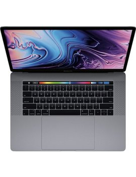 "Mac Book Pro 15.4"" Laptop   Intel Core I9   16 Gb Memory   Amd Radeon Pro 560 X   512 Gb Solid State Drive (Latest Model)   Silver by Apple"