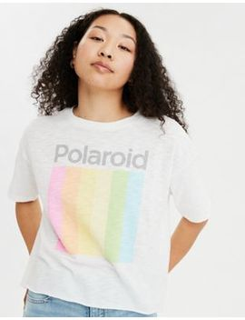Ae Polaroid Graphic T Shirt by American Eagle Outfitters
