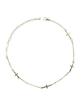 Crux Anklet by Child Of Wild