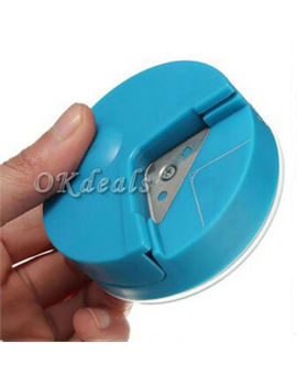 New Craft Paper Punch Card Scrapbooking R4 Corner Rounder Photo Cutter Tool by Unbranded