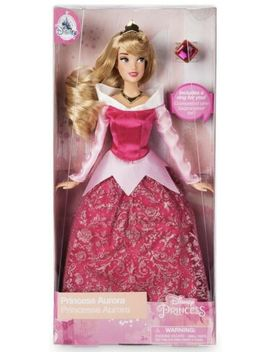 Genuine Disney Store Aurora Classic Doll With Ring   Sleeping Beauty   11 1/2'' by Disney