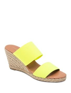 Women's Amalia Wedge Sandals by Andre Assous