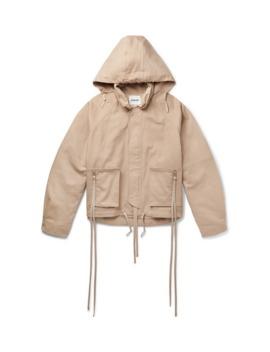 Oversized Cotton Canvas Jacket by Ambush®