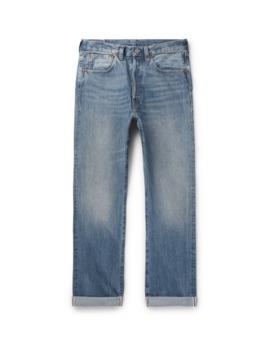 1947 501 Selvedge Denim Jeans by Levi's Vintage Clothing