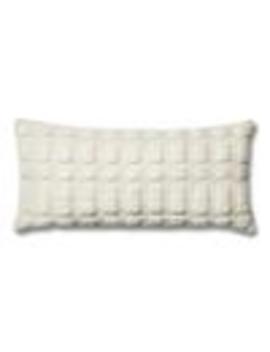 Alpaca Lumbar Pillow by Parachute