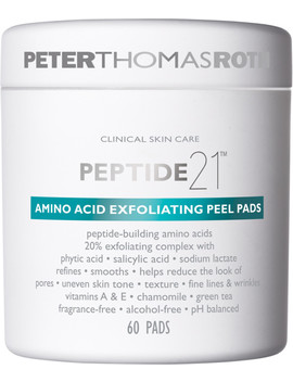Peptide 21 Amino Acid Peel Pads by Peter Thomas Roth