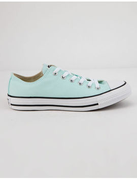 Converse Chuck Taylor All Star Seasonal Color Teal Tint Womens Low Top Shoes by Converse