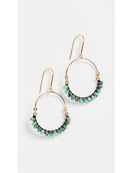Tribal Earrings by Isabel Marant