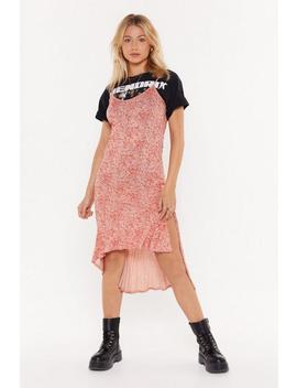 The Price You Paisley Cami Dress by Nasty Gal