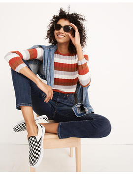 Tall Slim Straight Jeans In Hammond Wash by Madewell