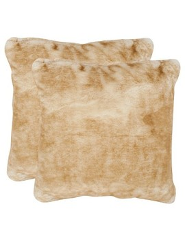 Faux Fur Toss Throw Pillows   Safavieh® by Safavieh®