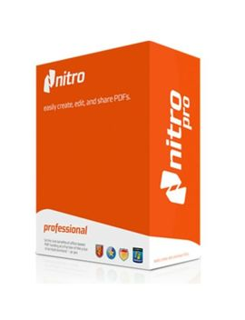 Nitro Pro 12 Advanced Pdf Editor (1 User) by Ebay Seller