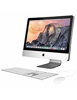 Apple I Mac Mc309 Ll/A 21.5 Inch Intel Core I5 2.5 Ghz   500 Gb Hdd Desktop (Renewed) by Amazon Renewed