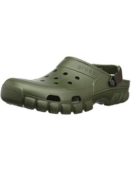 Crocs Men's Offroad Sport Clog  | Comfort Rugged Outdoor Shoe With Adjustable Strap | Lightweight by Crocs