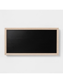 "20""X 10"" Letterboard   Room Essentials by Room Essentials"