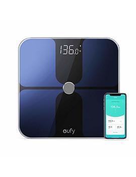 Eufy Smart Scale With Bluetooth, Body Fat Scale, Wireless Digital Bathroom Scale, 12 Measurements, Weight/Body Fat/Bmi, Fitness Body... by Eufy