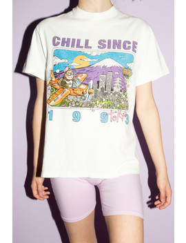 Marina Chill Since 1993 Tokyo Top by Brandy Melville