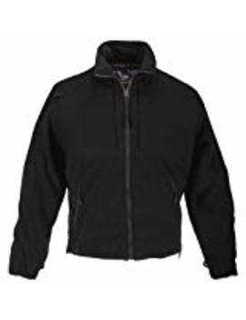 5.11 Tactical #48038 Tactical Fleece Jacket (Black, Medium) by 5.11