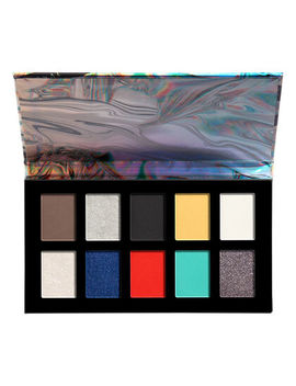 Aquaria X Nyx Professional Makeup Color Palette by Nyx Cosmetics