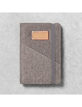 Padfolio Gray   Hearth &Amp; Hand With Magnolia by Hearth & Hand With Magnolia