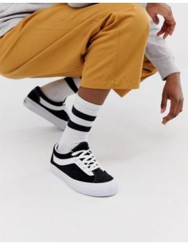 Черные кроссовки Vans Bold Ni by Vans