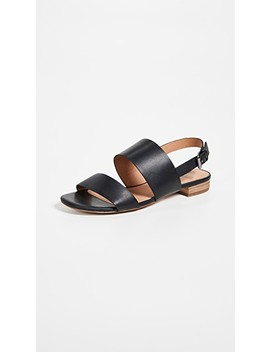 The Elena Slingback Sandals by Madewell