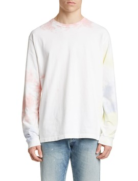 University Ink Bloom T Shirt by John Elliott