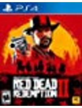 Red Dead Redemption 2   Play Station 4 by By    Rockstar Games