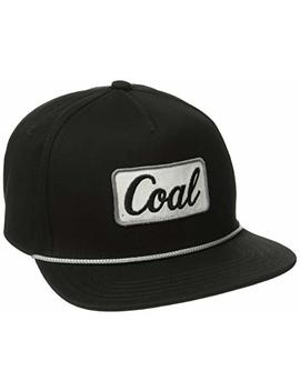 Coal Men's The Palmer Hat Adjustable Snapback Cap by Coal