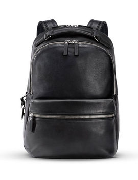 Shinola Mens Runwell Leather Backpack by Shinola