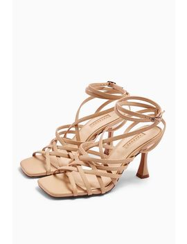 Rhapsody Strappy Sandals by Topshop