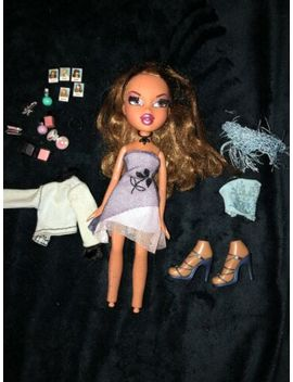Bratz Yasmin Doll Girls Nite Out Rare Hard To Find by Bratz