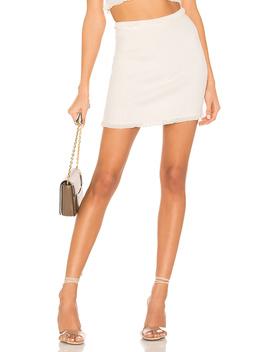 Britney Ruffle Mini Skirt by For Love & Lemons