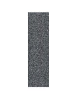 "Mob Skateboard Grip Tape Sheet Black 33"" Long X 9"" Wide   No Bubble Application by Mob Grip"