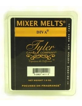 Diva Mixer Melts By Tyler Candle * Set Of 3 * by Tyler Candle