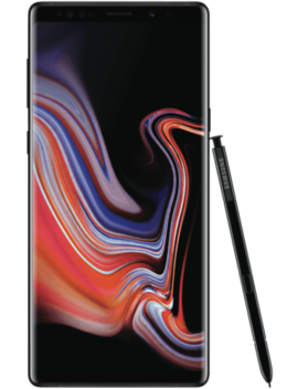 New Samsung 1091004833 Galaxy Note9 128 Gb Black by Samsung