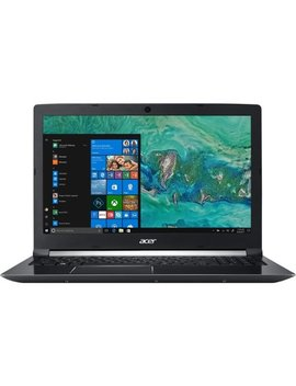 "Aspire 7 15.6"" Laptop   Intel Core I7   8 Gb Memory   Nvidia Ge Force Gtx 1050 Ti   256 Gb Solid State Drive   Obsidian Black by Acer"