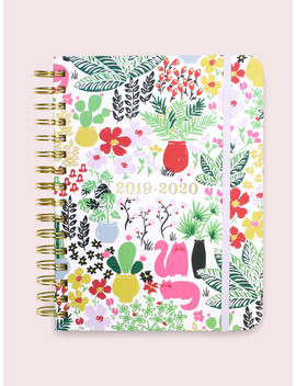 Garden Posy Large 17 Month Planner by Kate Spade
